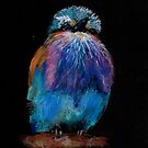 Lilac-Breasted Roller by Mollie Taylor