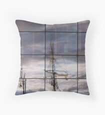 Upon Reflection Throw Pillow