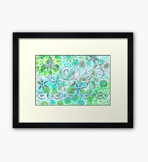 Layer Upon Layer # 3 Framed Print