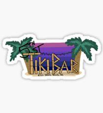 5th St TikiBar Sticker