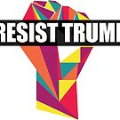 Resist Trump by dru1138