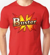 Fate/Grand Order - Buster Card Unisex T-Shirt