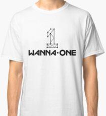 Wanna One - Logo Classic T-Shirt