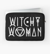 Hexerische Frau Laptoptasche