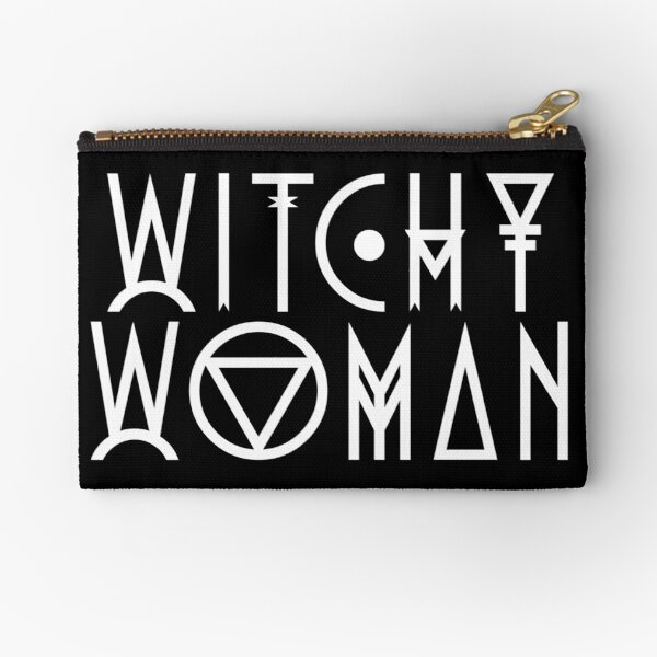 Witchy Woman Zipper Pouch