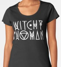 Witchy Woman Women's Premium T-Shirt