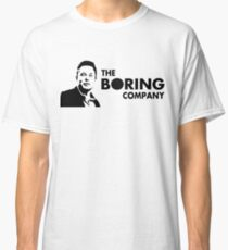 The Boring Co. Classic T-Shirt