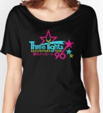 Three Lights Sailorstars Tour '96 Women's Relaxed Fit T-Shirt