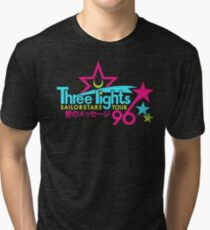 Three Lights Sailorstars Tour '96 Tri-blend T-Shirt