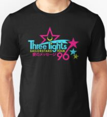 Three Lights Sailorstars Tour '96 Slim Fit T-Shirt