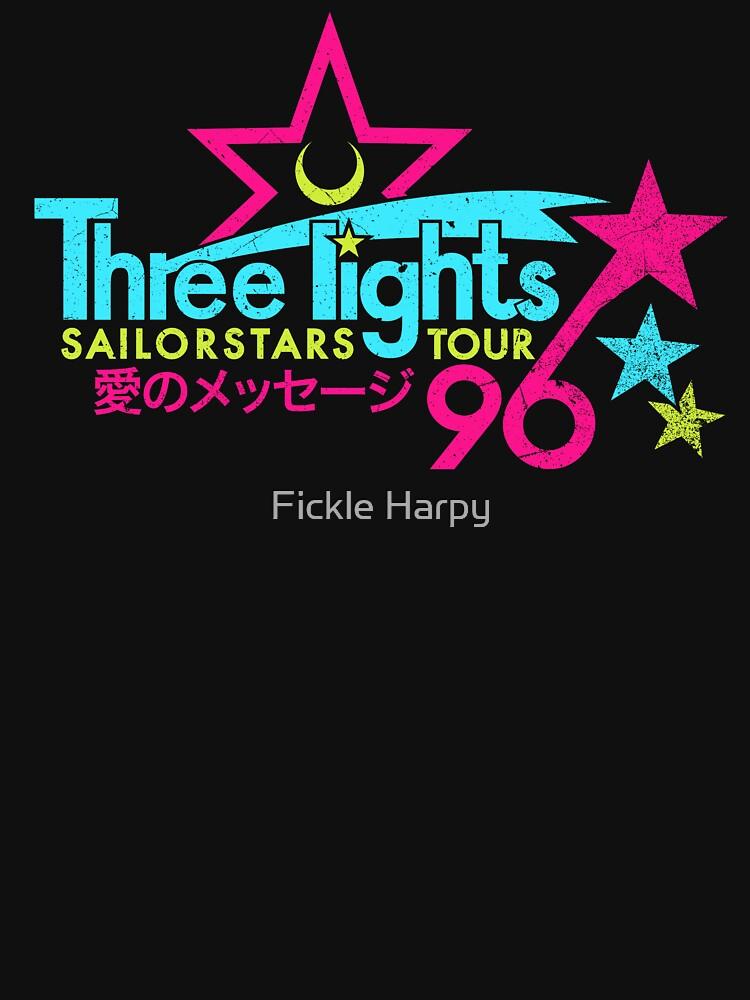 TShirtGifter presents: Three Lights Sailorstars Tour '96 | Unisex T-Shirt
