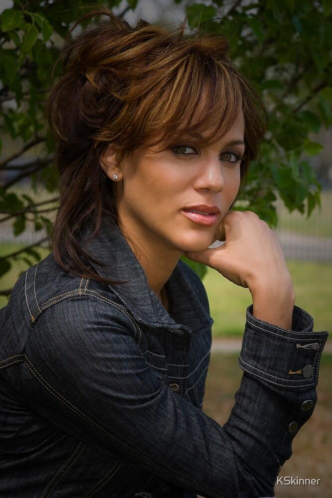 Nicole Ari Parker by KSkinner