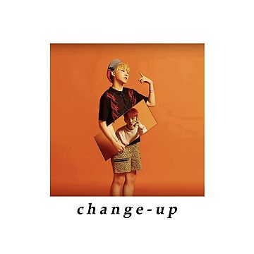 SEVENTEEN CHANGE UP by mcholler