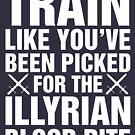 A Court of Mist and Fury, Illyrian Warriors, Rhysand, Feyre, Feysand, Train Like by yairalynn