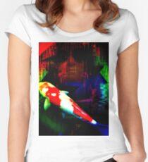 Cyberpunk 2099 Women's Fitted Scoop T-Shirt