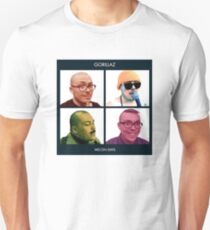 Anthony Fantano Gorillaz Meme T-Shirt