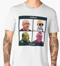 Anthony Fantano Gorillaz Meme Men's Premium T-Shirt