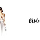 Bride to be by Elza Fouche