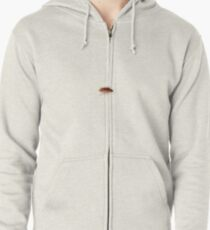 Cockroach Zipped Hoodie