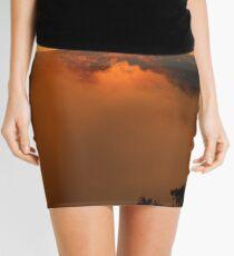 Mount Tamborine Sundown Mini Skirt
