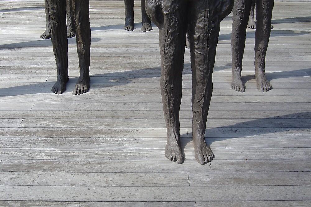 Legs by Robert Baker