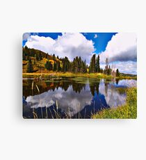 Another View of Paradise Canvas Print