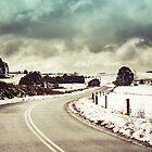 Murchison Highway, Tasmania  by taspaul