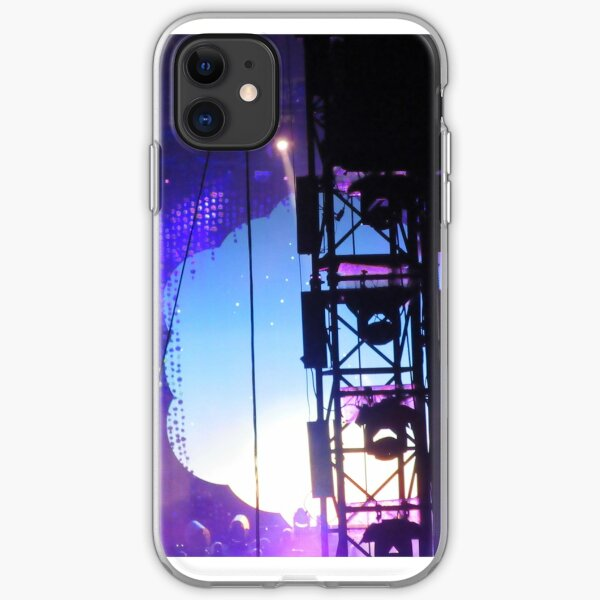 A head full of dreams iPhone Soft Case
