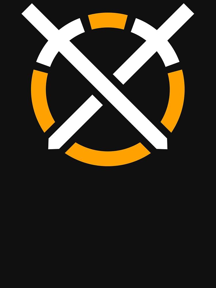 Arte do Combate - symbol on dark background by ArteDoCombate