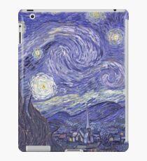 Vintage Vincent Van Gogh Starry Night 1888 Fine Art iPad Case/Skin