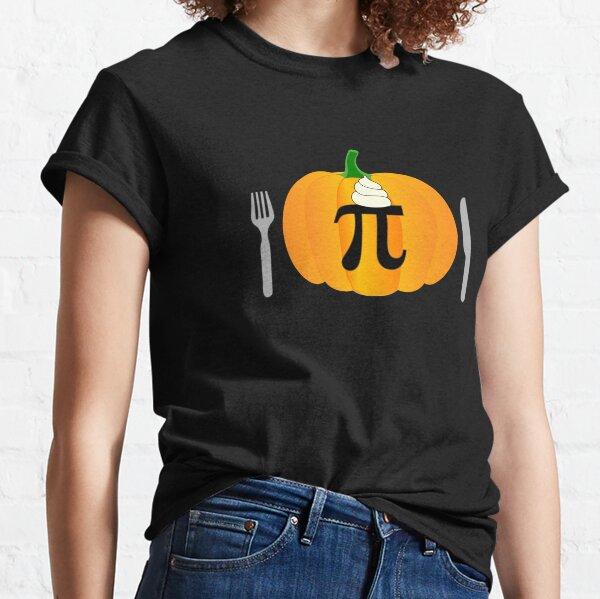 Funny Pumpkin Pie Pun (thanksgiving shirts) Classic T-Shirt