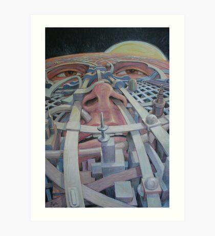 Gordian Knot Art Print
