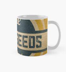 Bacon Seed Vintage Burlap Sack Mug
