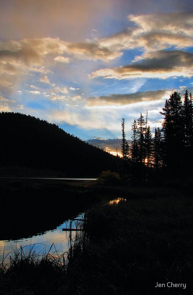 Blue Colorado Morning by Jen Millard