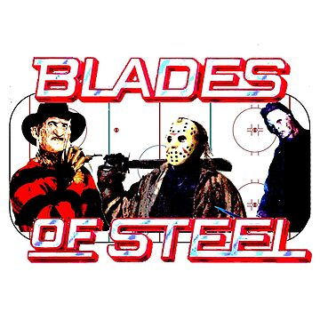 Blades of Steel ... and horror by chilleff