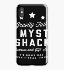 Gravity Falls - The Mystery Shack iPhone Case/Skin