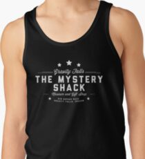 Gravity Falls - The Mystery Shack Tank Top