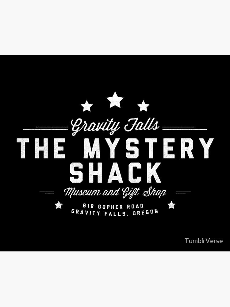 Gravity Falls - The Mystery Shack by TumblrVerse