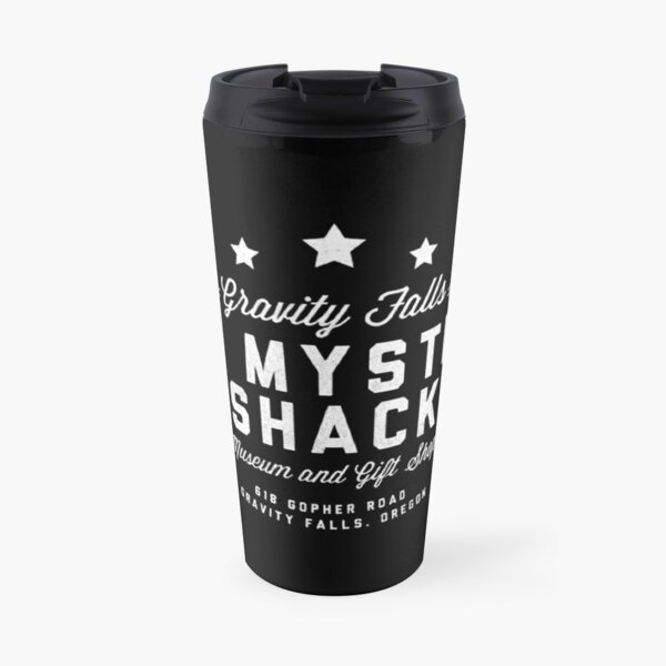 Gravity Falls - The Mystery Shack Travel Mug