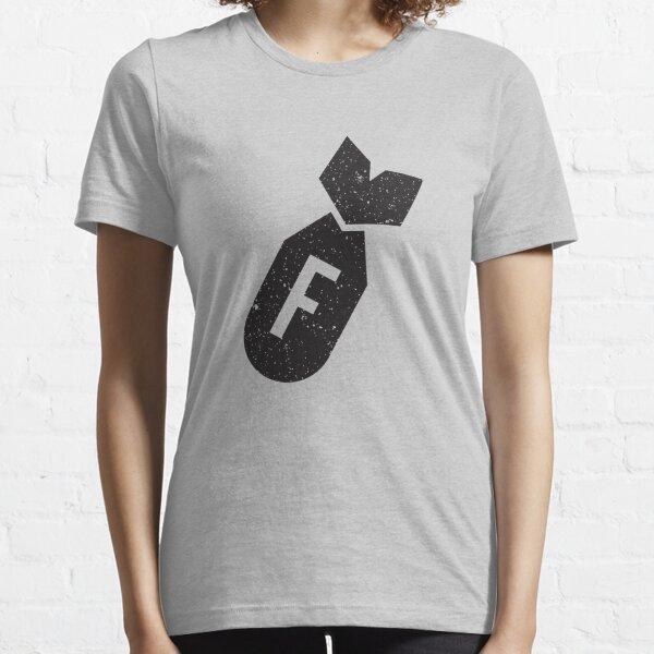F bomb Essential T-Shirt