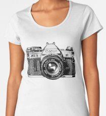 canon ae 1 Women's Premium T-Shirt