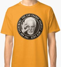 Jodorowsky Engraving Tribute Classic T-Shirt
