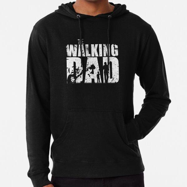 The Walking Dad Cool TV Shower Fans Design Lightweight Hoodie