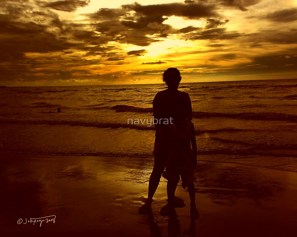 silhouettes by navybrat