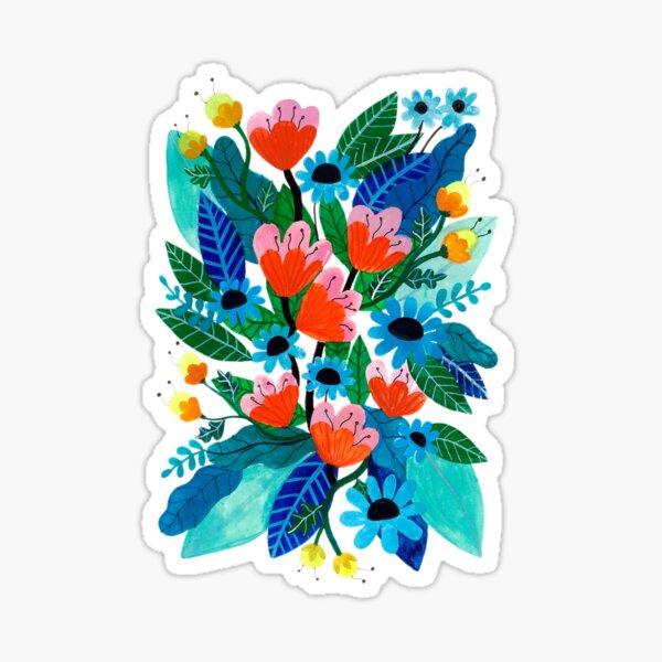 Tropic Jungle Sticker