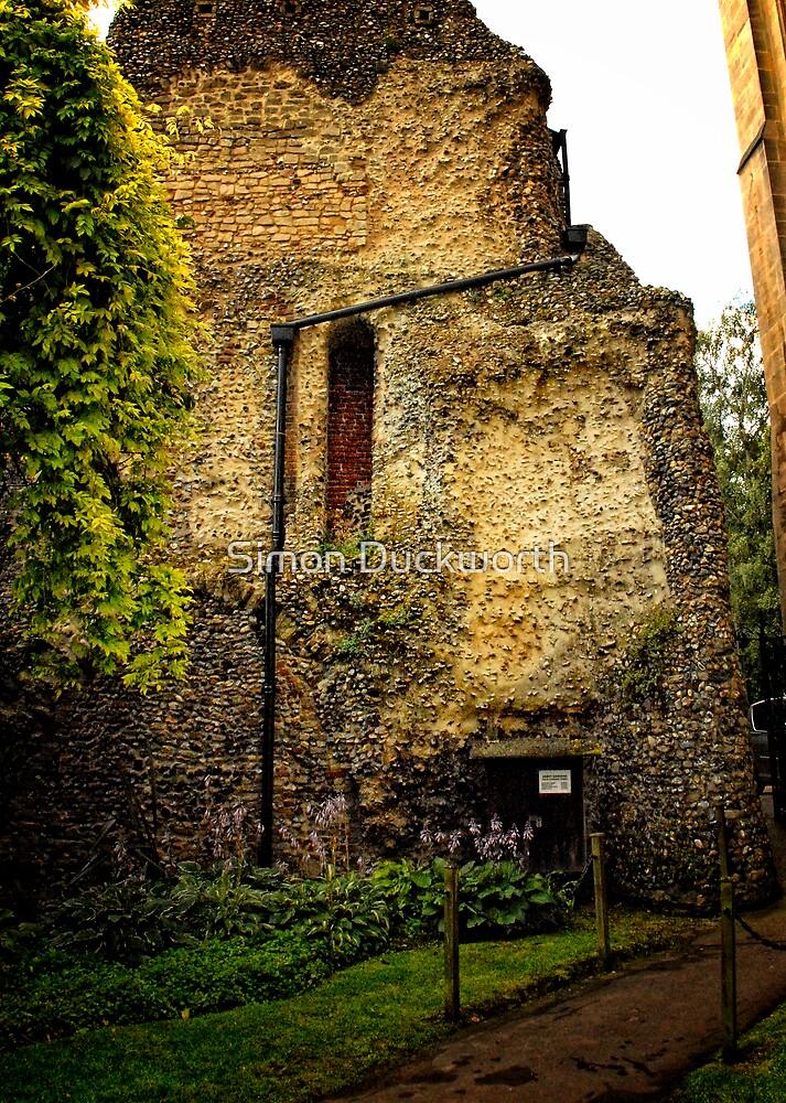 Bury Ruins by Simon Duckworth