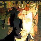 Stalker Filmplakat von scardesign11