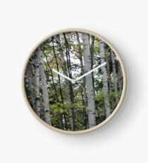 Forest for the Trees  Clock