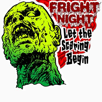 Fright Night Zombie by RockHouseCo