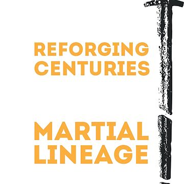 Reforging Centuries of Martial Lineage by ArteDoCombate